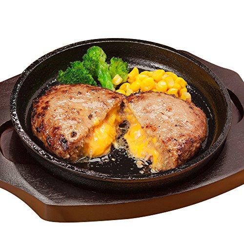 チーズイン ビーフ生ハンバーグ180g×12個