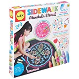 Alex Art Sidewalk Mandala Sweet Stuff, Multicolor (Toy)