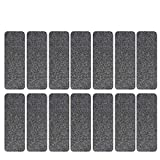 RASHION 14PCS Tapis escalier marches Tapis Tapis de Sol Housse de...