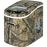Magic Chef MCIM22RT Portable Ice Maker, 27 lb, Real Tree Camo