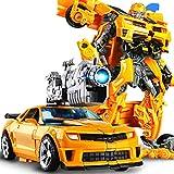 Transformers Robot Peut Changer De Forme Modèle De Voiture Figurines d'action...