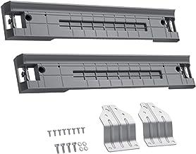 Lifetime Appliance SKK-8K, SKK8K Stacking Kit Compatible with Samsung Washer & Dryer..
