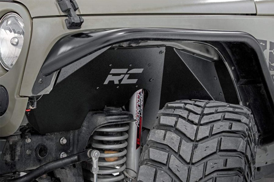 Rough Country Front Inner Fenders