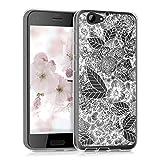 kwmobile Coque Compatible avec HTC One A9s - Housse Protectrice pour Téléphone...