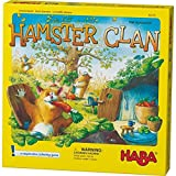 HABA Hamster Clan - A Cooperative Collecting Board Game Helps Kids Learn to Problem Solve & Prioritize for Ages 5+
