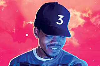 Chance The Rapper – Coloring Book – Poster 36 x 24