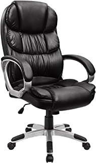 Furmax High Back Office Chair Adjustable Ergonomic Desk Chair with Padded..