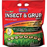 Bonide (BND60360) - Insect and Grub Control, Outdoor Insecticide/Pesticide Granules (6 lb.)