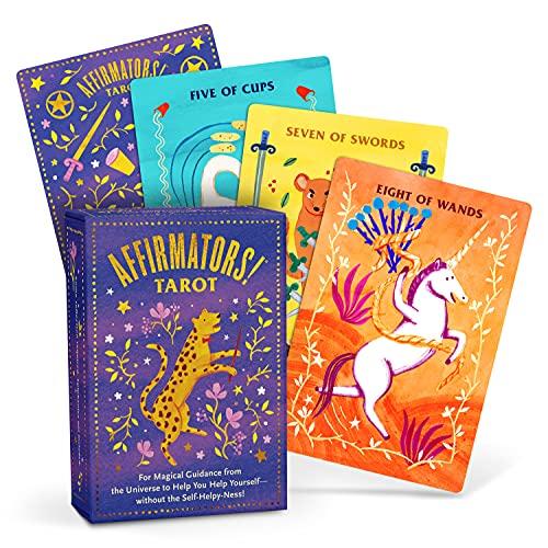 Affirmators! Tarot Cards Deck - Daily Tarot Cards with...
