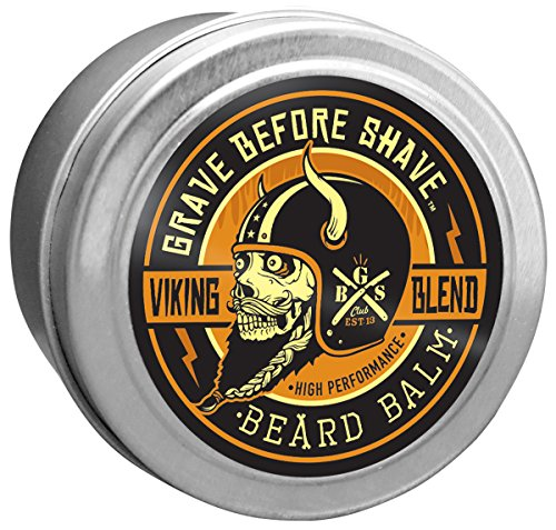 Grave Before Shave Viking Blend Beard Balm (2...