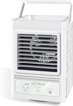 Portable Air Conditioner Fan, 5000mAh Rechargeable Battery Operated 120°Auto Oscillation..