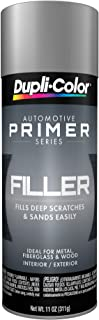 Dupli-Color – FP101 Scratch Filler& Primer Gray, 11 oz
