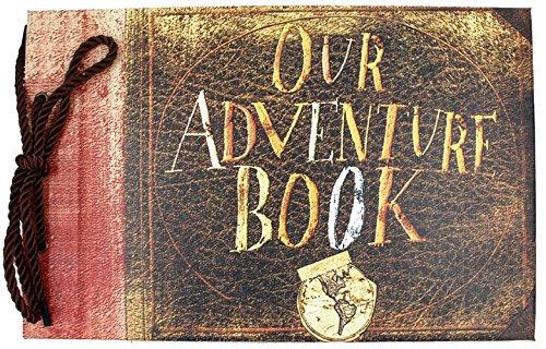 T-HAOHUA Anniversary Photo Album Scrapbook - Our Adventure...