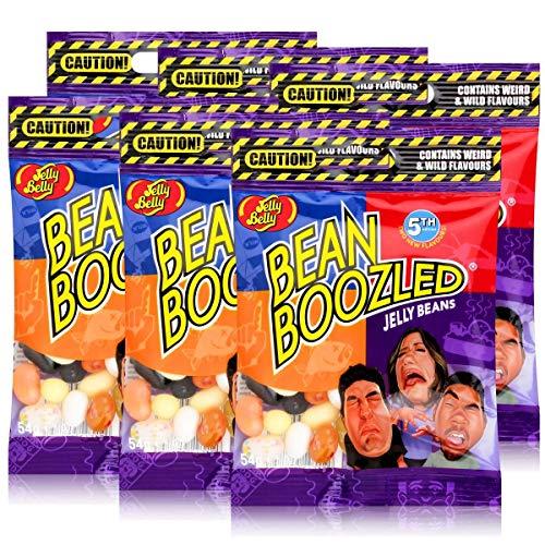 Jelly Belly Bean Boozled Jelly Beans 5TH Edition - Bolsas de