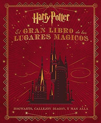 El gran libro de los lugares mágicos de Harry Potter (Comic Usa)