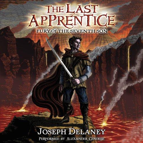 Fury of the Seventh Son: The Last Apprentice, Book 13