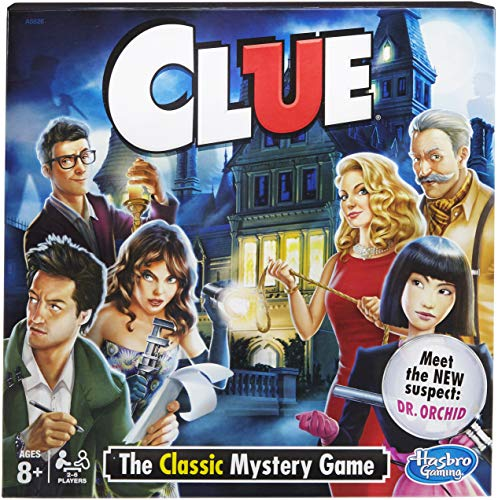 Clue Game (Toy)