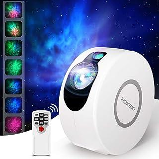 LED Night Light, Colorful Projector, HOKEKI Star Projector, Galaxy Projector, Lights for..