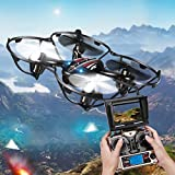 Haibei JJRC H6D RC Quadcopter Drone 2.0MP HD Camera Real Time...