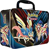 Pokemon TCG: Collectors Chest Tin, Spring 2020   5 Booster Packs   3 Foil Promo Cards