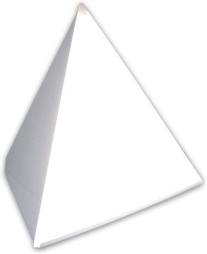 Northern Light Technologies Luxor Light Therapy Pyramid Lamp