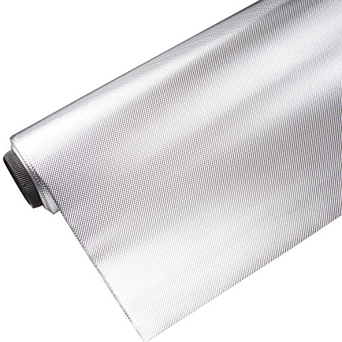 VIVOSUN 6 Mil Mylar Film Roll 4 FT X 50 FT Diamond Film Foil Roll Highly Reflective Grow Room (50 FT)