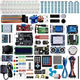 Smraza Ultimate Starter Kit for Arduino R3 Project with Tutorial, 200pcs Components Compatible with Arduino Mega2560 (67 Items)… (Ultimate Starter Kit)