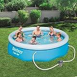 Bestway Fast Set Pool Set mit Filterpumpe 305x76cm - 2