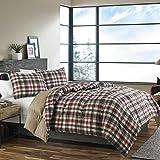 Eddie Bauer Astoria Down Alt Comforter Set, Full/Queen