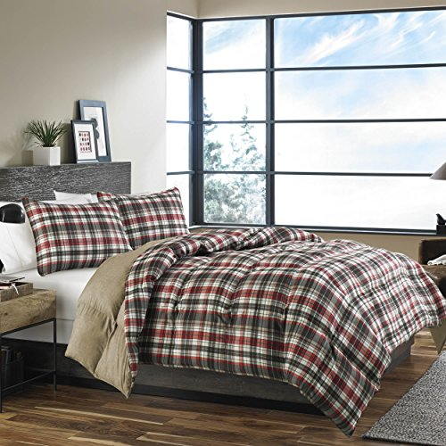 Eddie Bauer 215788 Astoria Down Alt Comforter Set, King