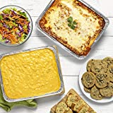 Stouffers Macaroni and Cheese 76 Ounce, Stouffers Lasagna with Meat Sauce 96 Ounce, Nestle Toll House Chocolate Chip Cookies, Cookie Dough, Bulk Food, Family Dinner