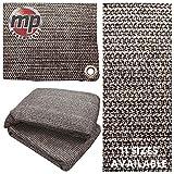 MP Essentials Tapis de sol extérieur respectueux de l'environnement, respirant et résistant aux...