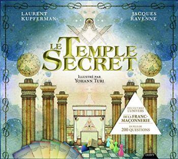 Coffret Le Temple Secret