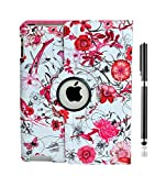inShang iPad 2 iPad 3 iPad 4 Housse Etui Smart Cover Pour Tablette Apple...