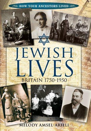 Jewish Lives (How Our Ancestors Lived)