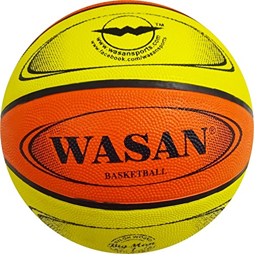 Wasan Rubber Basketball Size 7 (12 Years and Above)