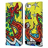 Head Case Designs sous Licence Officielle Britto Chance Illustrations Abstractes...