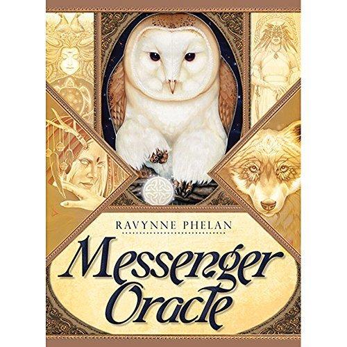 Green Cross Toad Messenger Oracle por Ravynne Phelan, Baraja de 50 Cartas Inspiradoras con Instrucciones en Inglés