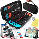 Th-some Kit de Accesorios 14 en 1 para Nintendo Switch, Funda Protectora para Interruptor Nintendo,...