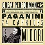 Paganini: 24 Caprices for Solo Violin, Op. 1
