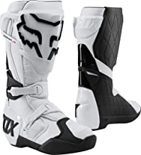 Fox Racing Men Adults Comp R Boots, White, 10