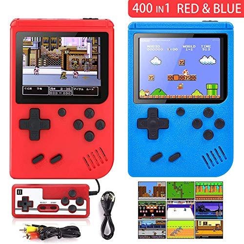 GOLDGE Consoles De Jeux Portable,Console de Jeu Retro FC pour Deux...