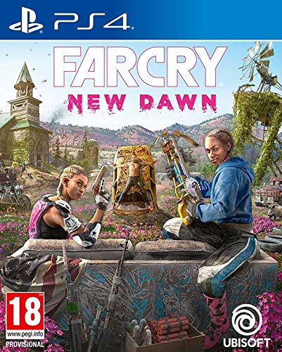 Far Cry New Dawn - uncut Edition - PS4