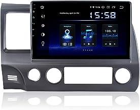 Dasaita 10 inch Screen Android 10.0 Car Stereo for Honda Civic 2006 to 2011 Radio Build..