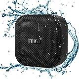 MIFA A1 Bluetooth Mini Lautsprecher Klein Musikbox Duschen Soundbox mit Umhängeband TWS & DSP wasserfest und staubdicht 15 Stunden Spielzeit unterstützt SD-Karte universal kompatibel TESTSIEGER