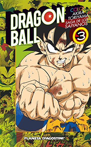 Dragon Ball Color Saiyan nº 03/03 (Manga Shonen)