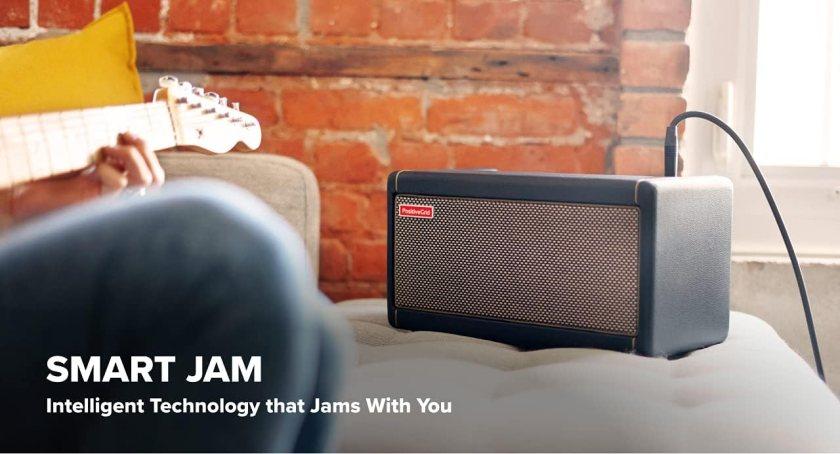 Smart Jam Positive Grid Spark spark amp