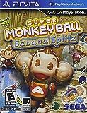 Super Monkey Ball Banana Splitz - PlayStation Vita (Video Game)