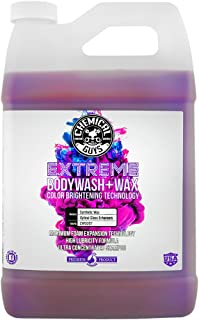 Chemical Guys CWS207 Extreme Body Wash & Wax,1 Gal, 128 fl. oz, 1 Pack