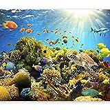 murando Papier peint intissé 300x210 cm Décoration Murale XXL Poster Tableaux...